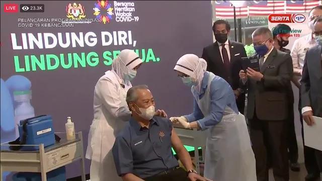 首批辉瑞新冠疫苗抵达马来西亚!疫苗接种计划提前开始!