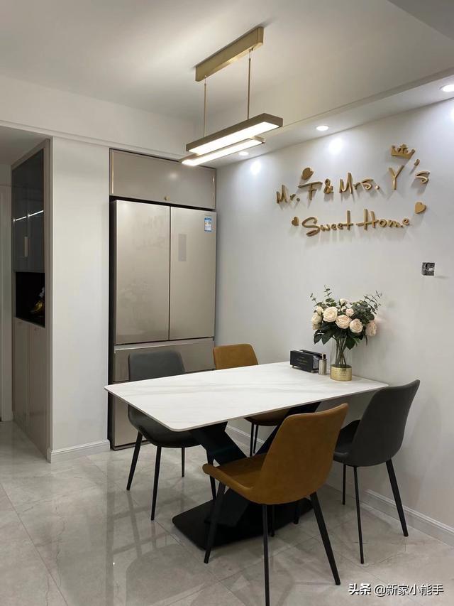 付出大量精力装修的新房,效果漂亮又大气,全屋都很满意