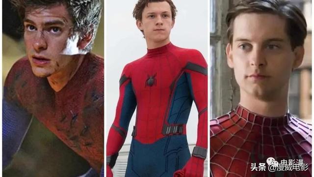荷兰弟说三代蜘蛛侠不会同框,大家信不信?