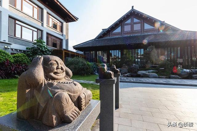 这家现代化酒店,1000平米的大堂,竟是榫卯结构,不用一根钉子 第17张图片
