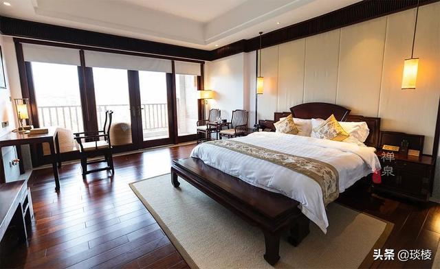 这家现代化酒店,1000平米的大堂,竟是榫卯结构,不用一根钉子 第19张图片