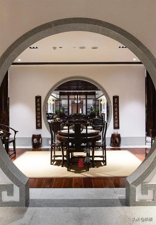 这家现代化酒店,1000平米的大堂,竟是榫卯结构,不用一根钉子 第40张图片