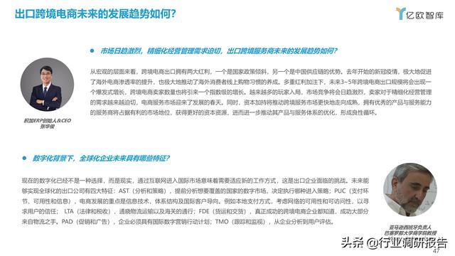 2021中国出口跨境电商成长研讨报告 第47张图片