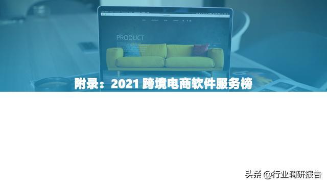 2021中国出口跨境电商成长研讨报告 第49张图片