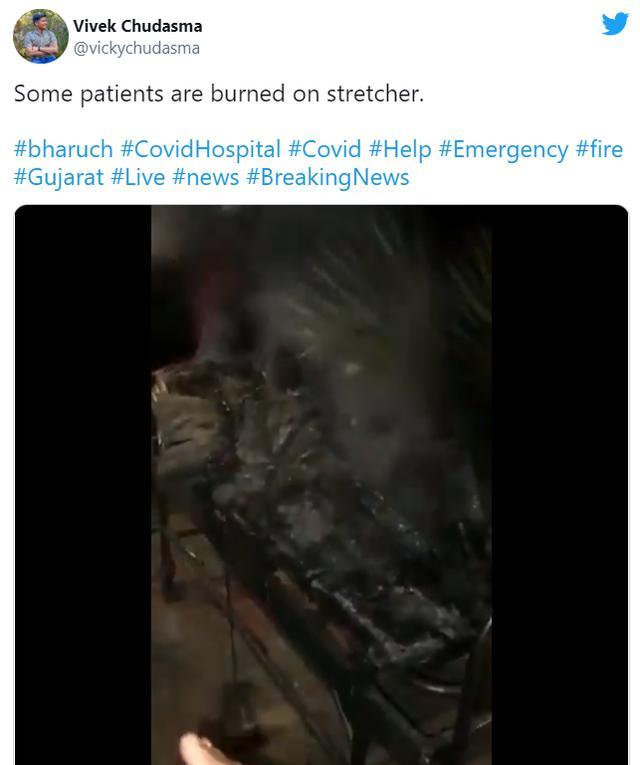 日增40万!大街飘焚尸味,医院火灾烧活人,印度疫情恐拖垮天下 第24张图片