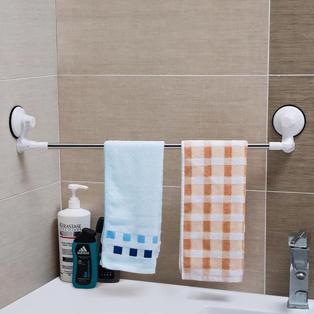 6个超适用的装修技能,洗手间收纳空间大一倍,后悔没早晓得 第9张图片