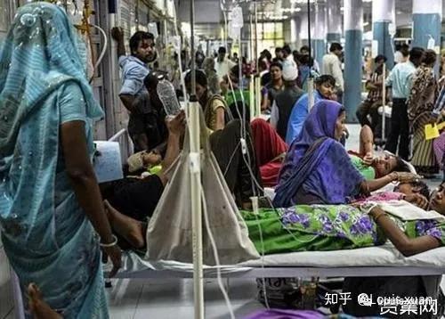 印度的疫情远比我们设想的要严重 第3张图片