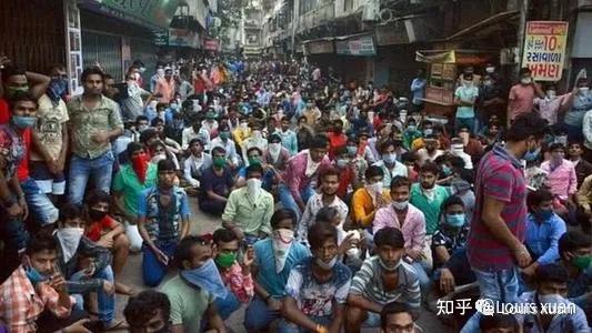 印度的疫情远比我们设想的要严重 第4张图片