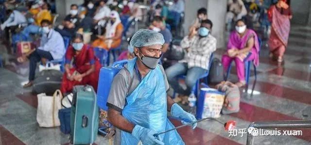 印度的疫情远比我们设想的要严重 第5张图片