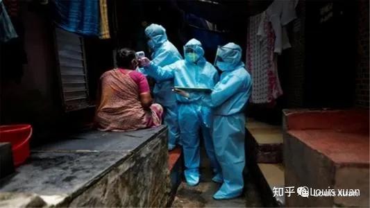 印度的疫情远比我们设想的要严重 第9张图片