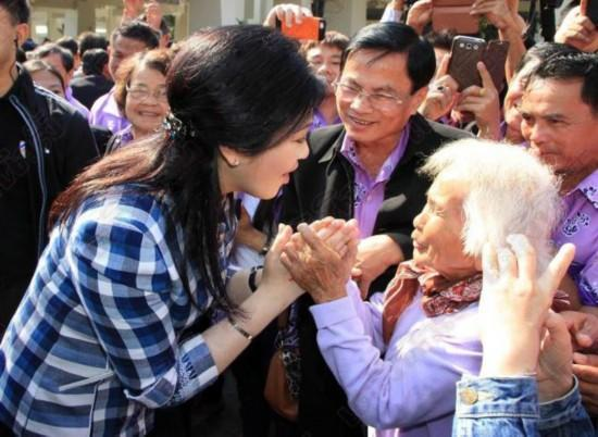 败走泰国政坛,成为中国公司董事长,英拉的人生到底有多出色? 第5张图片