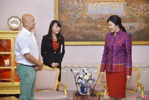 败走泰国政坛,成为中国公司董事长,英拉的人生到底有多出色? 第9张图片