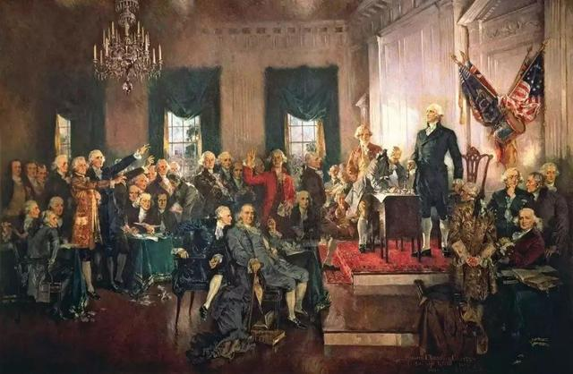 当初美国突起的时辰英国等欧洲老牌列强有没有对美国停止打压 第4张图片