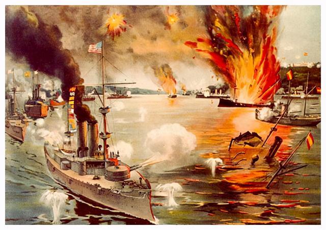 当初美国突起的时辰英国等欧洲老牌列强有没有对美国停止打压 第22张图片