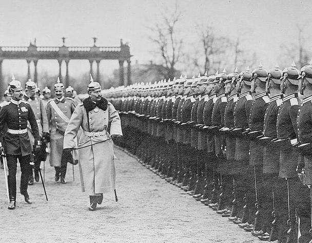 当初美国突起的时辰英国等欧洲老牌列强有没有对美国停止打压 第25张图片