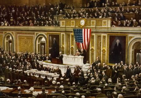 当初美国突起的时辰英国等欧洲老牌列强有没有对美国停止打压 第28张图片