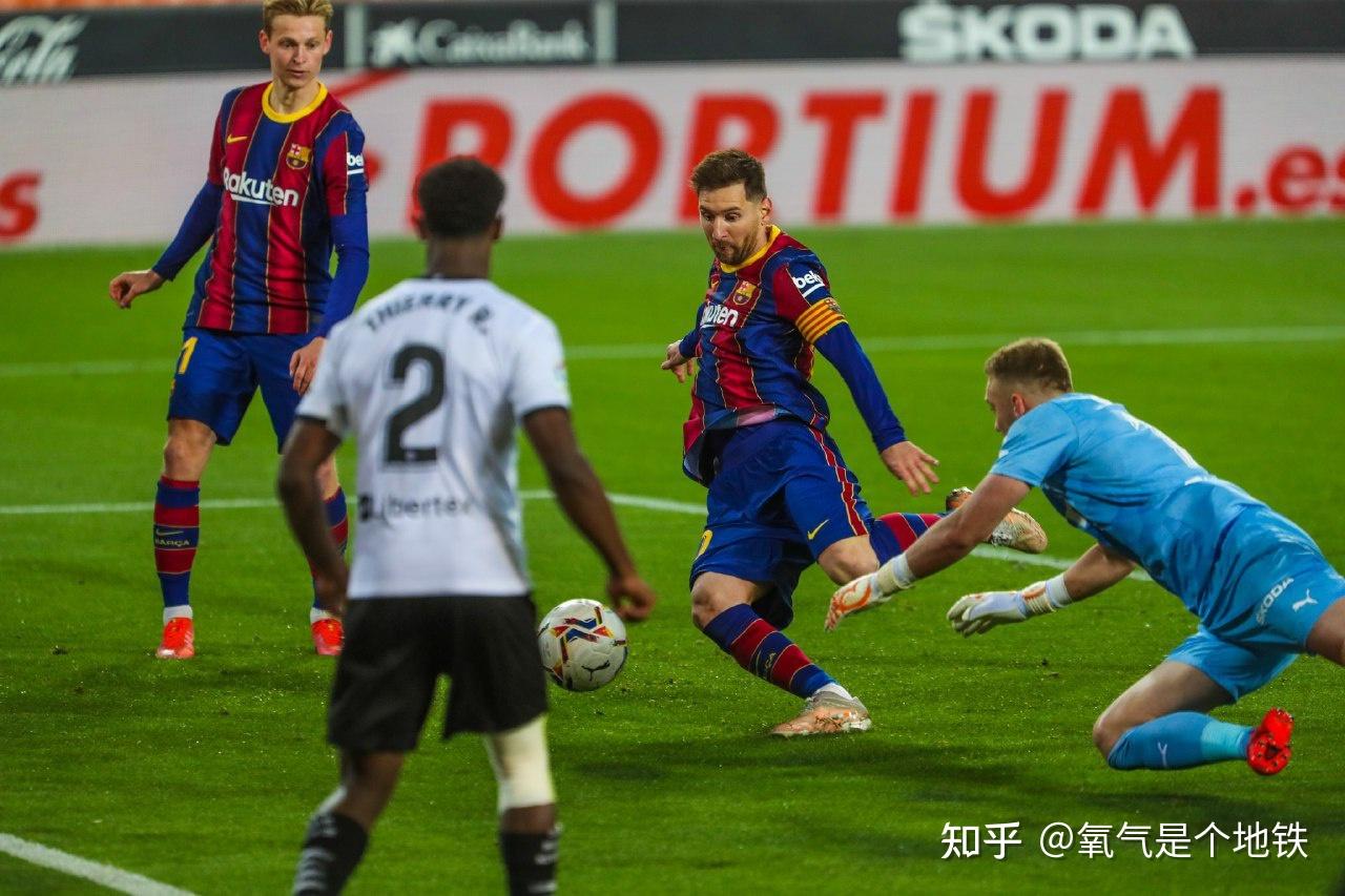 20-21 赛季西甲瓦伦西亚 2:3 巴塞罗那,如何评价这场比赛?