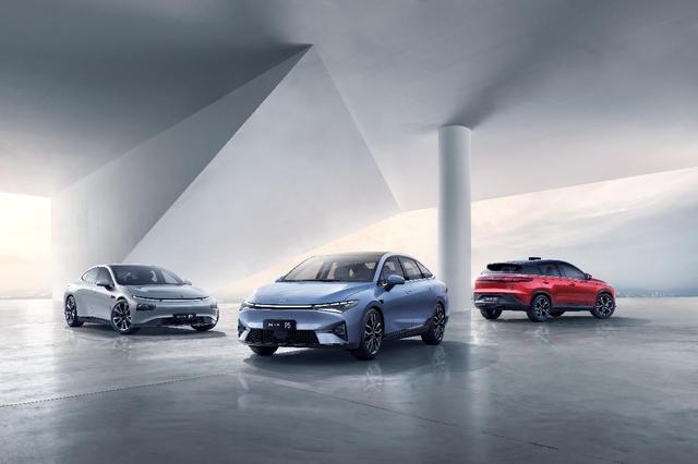 小鹏汽车毛利率跃入两位数区间软件营收让新造车企业盈利性更具想象空间?