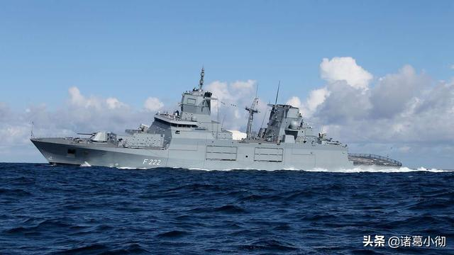 """新""""八国联军""""南海战巡,德国做法好圆滑,中国该如何回应?"""