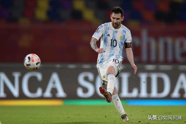 1-1到2-0!梅西连遭重创,阿根廷刷14年羞辱,再输球或掉出前2 第1张图片