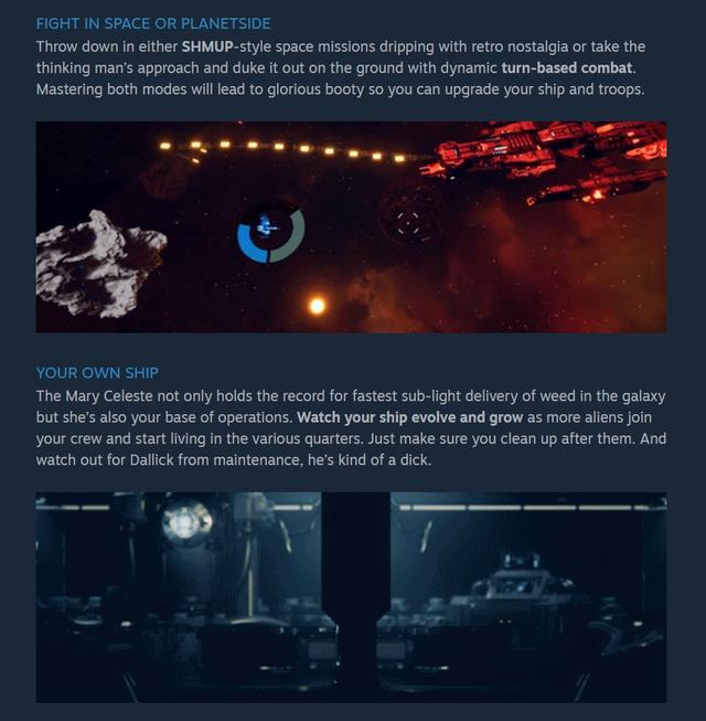 """Subverse预备登陆Steam平台:内含大量福利,被标注""""仅限成人"""" 第5张图片"""