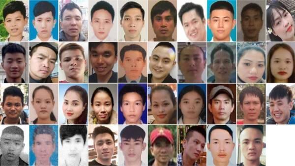 致39名越南人灭亡:英国货车惨案另一怀疑人在意大利被捕 第1张图片