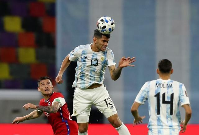 阿根廷媒体:C-罗梅罗可能是肌肉超负荷,没有撕裂或拉伤