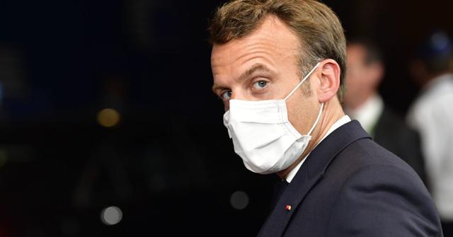 法国给中国帮大忙了!马克龙:拜登不该拉西方围堵中国,法国不干