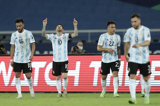 短短3分钟,VAR两次关键判罚!阿根廷都是受害者,14年耻辱在招手