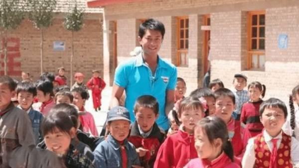 古天乐因捐建小学荒废被指沽名钓誉,当地回应:已革新成老年活动中心 第13张图片