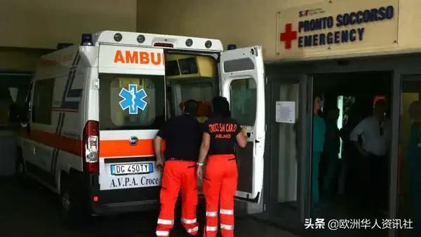 意大利一男人跳楼自杀,砸到推婴儿车妇女身上 第1张图片