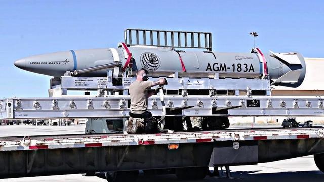 美国公布高明音速导弹性能,技术先辈,性能却比不上俄罗斯 第1张图片