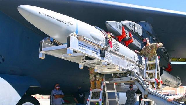 美国公布高明音速导弹性能,技术先辈,性能却比不上俄罗斯 第5张图片
