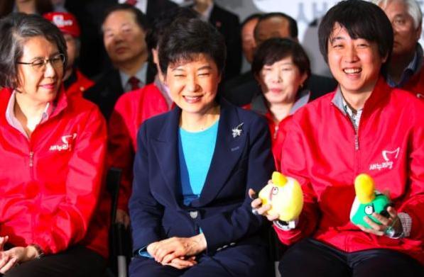 """韩国政坛大洗牌?朴槿惠或出狱,""""儿子""""李俊锡有望接任下届总统 第6张图片"""