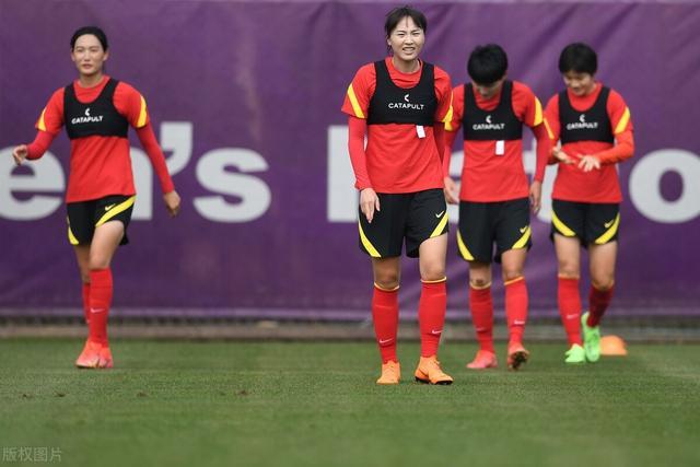 第6次出征奥运,中国女足首战被看衰,队长缺阵赢球几率不敷2成 第3张图片