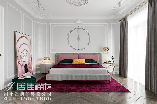 出色!明亮色彩家庭装修案例,欢畅、活跃、朝气勃勃,人见人爱 第6张图片