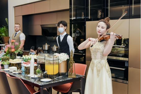 品牌新声丨曲美家居·悦时2.0新品登陆中国建博会(广州) 第4张图片