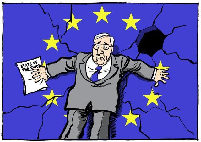 拦下涉华声明后,匈牙利又唱反调,欧前高官:欧盟几年内能够解体 第5张图片