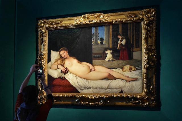 美国成人网站将欧洲名画拍摄成色情版本,或面临卢浮宫起诉 第2张图片
