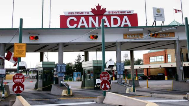 特鲁多想开放边境,美国倒分歧意了,加拿大人:那最好 第1张图片