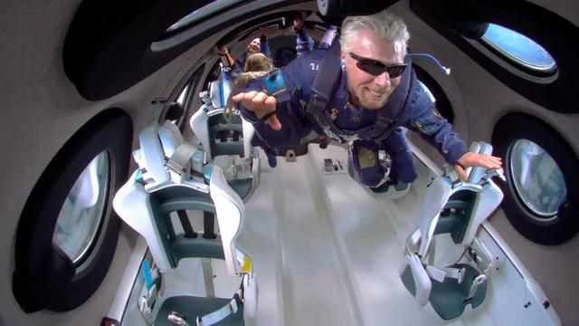 身价2000亿,天下首富却冒1/1000的风险上太空,为什么? 第4张图片