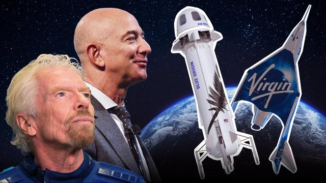 身价2000亿,天下首富却冒1/1000的风险上太空,为什么? 第6张图片