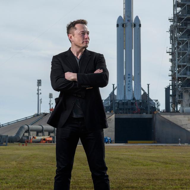 身价2000亿,天下首富却冒1/1000的风险上太空,为什么? 第7张图片