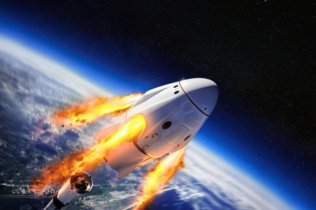 身价2000亿,天下首富却冒1/1000的风险上太空,为什么? 第8张图片