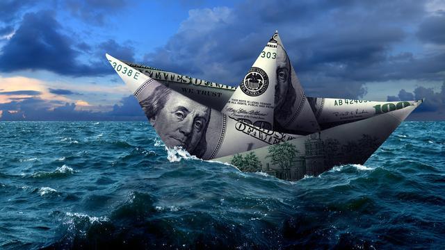 美国财政部:中国抛2016亿美债,美或余粮不敷,数千吨黄金或抵中国 第4张图片