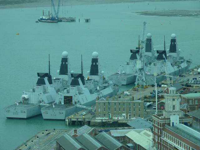 太惨了!英国水兵6艘45型驱逐舰中只要1艘能一般利用 第1张图片