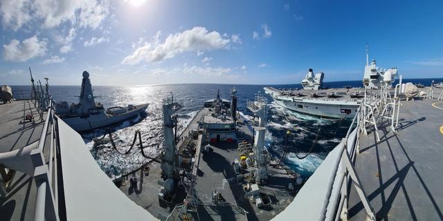 太惨了!英国水兵6艘45型驱逐舰中只要1艘能一般利用 第2张图片