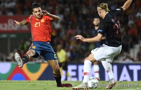 西班牙中场:我们要想赢得奥运会金牌,首场对埃及必须获告捷利 第1张图片