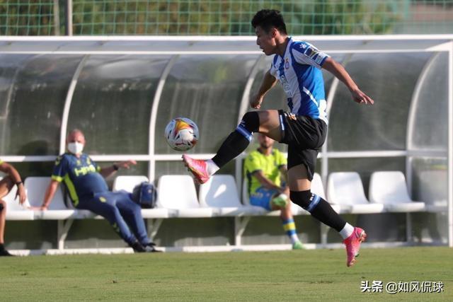 0-1到3-0!西班牙人倒下,英超朱门半场3球,武磊遭亚洲巨星完爆 第2张图片