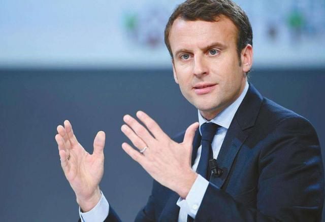 不宁愿在南海缺席,法国也学美国拉起一支队伍,锋芒明白指向中国 第1张图片